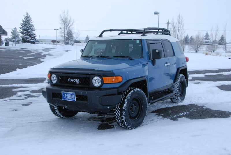 2011 Cavalry Blue FJ 22K for 27500  Toyota FJ Cruiser Forum